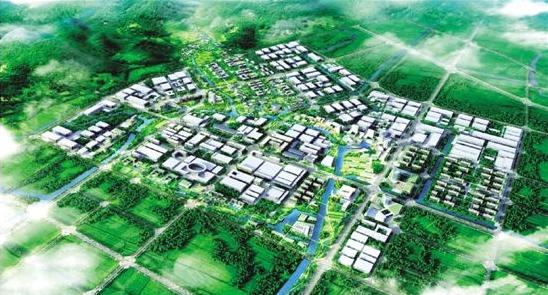 河北智能模具小镇策划项目
